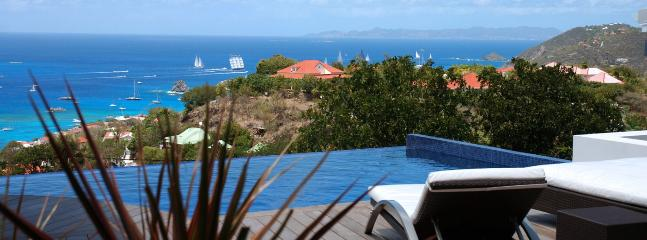 SPECIAL OFFER: St. Barths Villa 191 Facing The Ocean And The Sunset: Addicts Of Sun Will Be Fully Satisfied. - Lurin vacation rentals