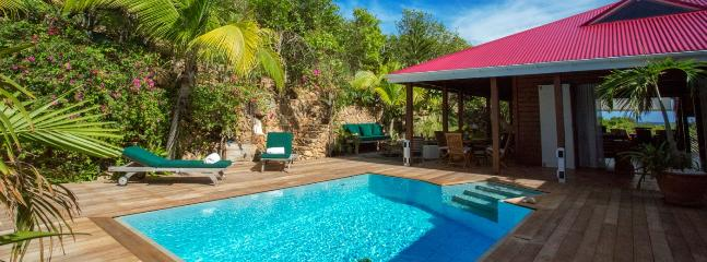 Villa Apiano SPECIAL OFFER: St. Barths Villa 196 Sheltered By A Tropical Garden, This Villa Is Favourable To The Calm, Serenity  - Grand Fond vacation rentals