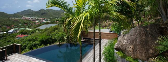SPECIAL OFFER: St. Barths Villa 195 A Brand New Villa That You Must Discover For Your Holidays With Friends. - Saint Jean vacation rentals