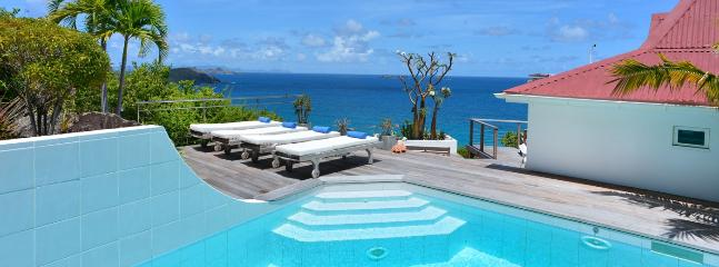 Villa Aventura SPECIAL OFFER: St. Barths Villa 200 One Of The Most Attractive Villa Rentals Situated In The Private Estate Of Ro - Flamands vacation rentals