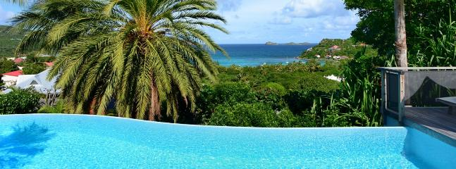 Villa La Desirade SPECIAL OFFER: St. Barths Villa 210 A Spacious Vacation Villa Rental Situated On The Heights Of Saint Jean In St Barts In The Caribbean. - Saint Jean vacation rentals