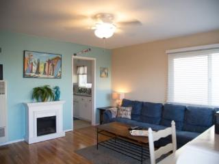 Steps to mission bay!  + Toys, bikes, parking sp. - San Diego vacation rentals