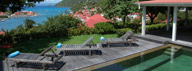 SPECIAL OFFER: St. Barths Villa 193 Combines Virtuosity, Elegance And Simplicity. - Gustavia vacation rentals