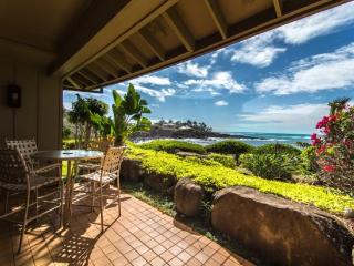 Free Car* with Whalers Cove 212 - Beautiful oceanfront 2B/2B condo sleeps 6! Heated Pool. - Kalaheo vacation rentals