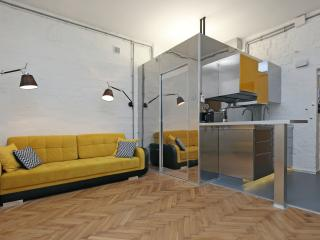 Luxury studio in the heart of Warsaw -Centrum - Warsaw vacation rentals