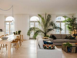 Quiet top floor loft with views - Flanders & Brussels vacation rentals