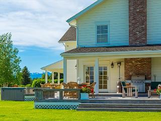Nelson Farmhouse - Montana vacation rentals