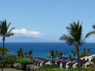 Ocean Views, Peaceful Lanai 2 Bd 2 Ba Maui Kamaole  Great Rates!! - Kihei vacation rentals