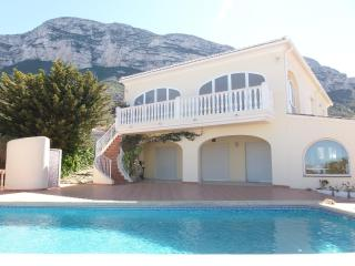 Luxury villa with sea views in Denia Costa Blanca - Denia vacation rentals