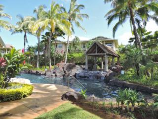 Luxurious quite Princeville condo.Gorgeous Pool! - Kauai vacation rentals