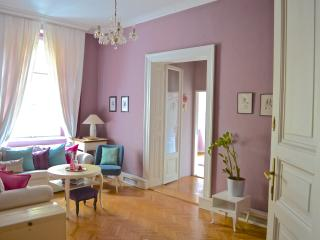 Elegance, style, space, Apt off Wenceslas square - Prague vacation rentals