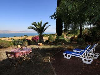 Stunning view over the Sea of Galilee - Kerem Ben Zimra vacation rentals