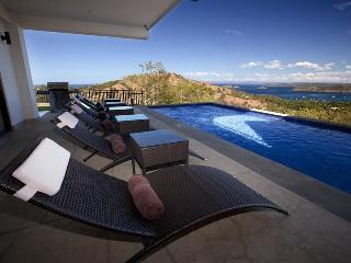 Luxurious 7 bedroom Villa   Breathtaking Views! - Playa Ocotal vacation rentals