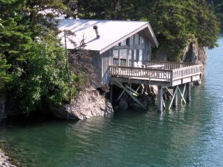 Alaska Dancing Eagles Vacation Cabin Rental - Alaska vacation rentals