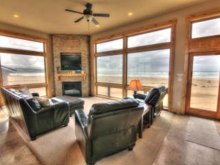 Oceanfront Luxury Home  -Sandy Beach! - Waldport vacation rentals