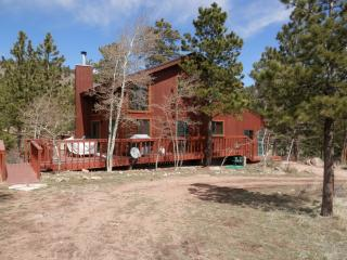 Creekside Corral on Expanded Lower Lone Pine Lake - Front Range Colorado vacation rentals