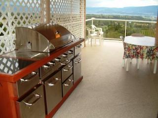 4 bedroom 4 king Okanagan Lake Kelowna City Views - Kelowna vacation rentals