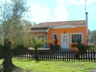 Cozy Villa -4 beds in a green surrounding in Corfu - Parga vacation rentals
