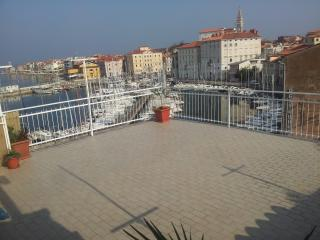 Appartment near sea - Piran vacation rentals