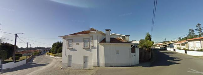 Perspectiva exterior da casa de 1902 - 500 EUROS POR 7 NOITES - Maia - rentals