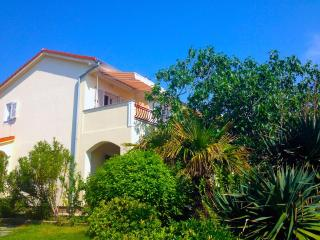 happy sunny holidays at Island Rab / Apartment 2 - Banjol vacation rentals