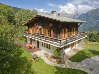 Chalet Narnia - Luxury Chalet with Stunning Views. - Mont Saxonnex vacation rentals