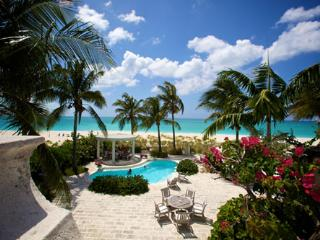 Coral House 5 Bedroom Vacation Rental Estate on Grace Bay Beach Providenciales, Turks & Caicos - Providenciales vacation rentals