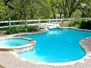 Luxury Ranch on 200 Private Acres w/Swimming Pool - Texas Hill Country vacation rentals