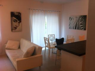 "living room & kitchen - Beautiful ""Bonbon"" - Miami Beach - rentals"