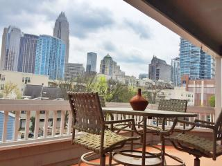 Uptown on the Park - North Carolina Piedmont vacation rentals