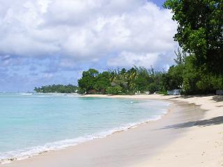 Beachfront villa with traditional Caribbean décor. RL SSC - Porters vacation rentals