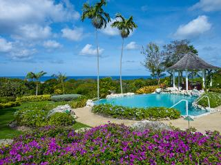 Experience one of the most panoramic views of the West Coast and the sun setting behind the Caribbean sea from this villa. RL PNT - Barbados vacation rentals