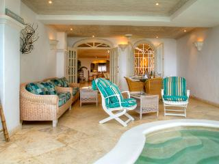 Ocean view apartment with beautiful furnishings. AA HAL - Barbados vacation rentals