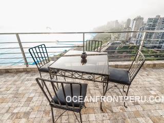 OceanFront Peru Larcomar, Luxury Miraflores - Lima vacation rentals