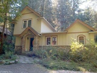 CR101hMapleFalls  - Snowline Cabin #34 - Tudor-style Home w/Hot Tub - Glacier vacation rentals