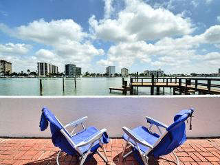 Clearwater Bay Club, Waterfront Villa 1, 2 BR/1 Bath - Clearwater Beach vacation rentals
