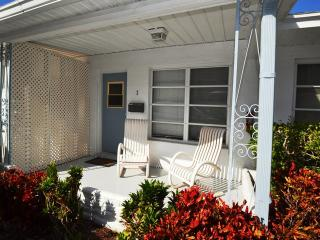 Clearwater Bay Club, Villa 3, 1 BR/1 bath - Clearwater Beach vacation rentals