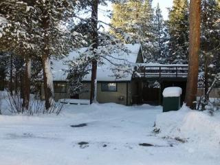 Woodsy cabin with fenced backyard, close to skiing and trail access - South Lake Tahoe vacation rentals