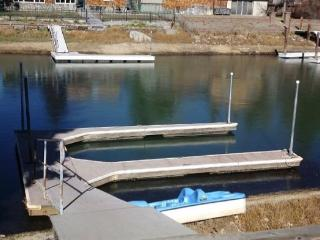 Affordable four bedroom house in the Tahoe Keys with private boat dock - South Tahoe vacation rentals