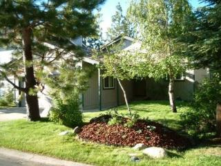 Tahoe Keys Getaway home with great back deck in the pines overlooking the sailing lagoon - South Lake Tahoe vacation rentals