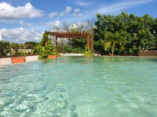 Cozy Suite 1 Bedroom in Quinta Margarita Suites - Yucatan-Mayan Riviera vacation rentals