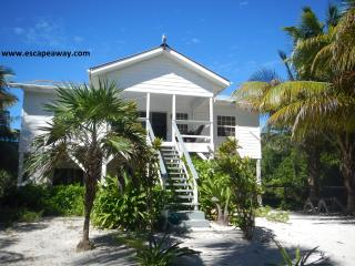 FIRST NIGHT FREE* True Beach House Escape Away - Belize Cayes vacation rentals