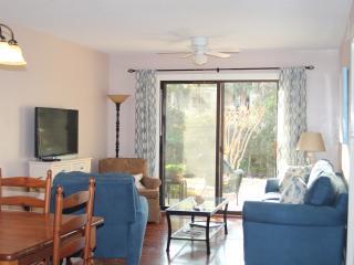 S. FOREST BEACH, 2BD/2BA VILLA, TENNIS,BEACH,POOL - Hilton Head vacation rentals