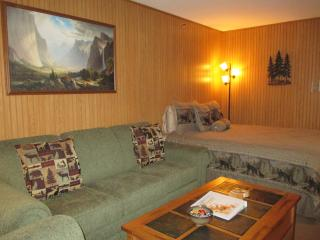 Remodeled Studio Condo Inside the Gates of the P - Yosemite National Park vacation rentals