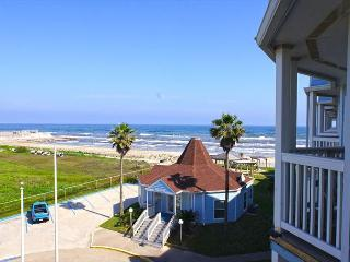 Beautiful condo with immediate beach access and great views! - Galveston vacation rentals