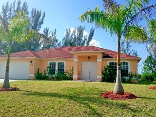 Southern exposure Vacation home by the water with - Cape Coral vacation rentals
