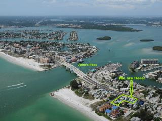 1-bedroom apartment with Gulf View - Florida North Central Gulf Coast vacation rentals