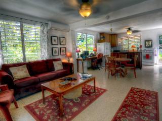 Esperanza large 2 bedroom house: CASITA ROSITA - Isla de Vieques vacation rentals
