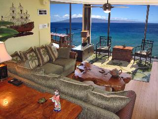 Mahana 2 King Bedrooms -  Oceanfront Corner Luxury - Lahaina vacation rentals