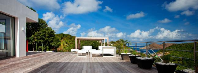 Villa Eternity SPECIAL OFFER: St. Barths Villa 227 Located On The Hillside Of Flamands At A Short Drive Of The Beach. - Flamands vacation rentals